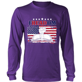 Freadom Long Sleeve-For Reading Addicts