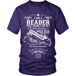 I Am a Reader-For Reading Addicts