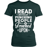I Read Because - Gifts For Reading Addicts