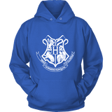 The Hogwarts Crest Hoodie - Gifts For Reading Addicts