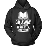 Away You Go !!-For Reading Addicts