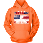 Freadom Hoodie - Gifts For Reading Addicts