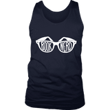 Book Nerd Mens Tank Top-For Reading Addicts