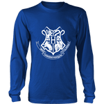 The Hogwarts Crest Long Sleeve - Gifts For Reading Addicts