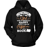 Books and Coffee Hoodie - Gifts For Reading Addicts