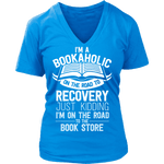 I'm a Bookaholic - Gifts For Reading Addicts