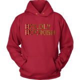 Boldly bookish Hoodie-For Reading Addicts