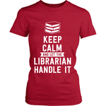 Let the Librarian Handle it - Gifts For Reading Addicts