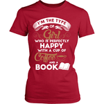 Books and Coffee - Gifts For Reading Addicts
