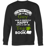 I'm a tea Guy - Gifts For Reading Addicts