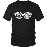 Book Nerd Unisex T-shirt-For Reading Addicts