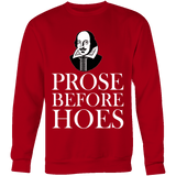 Prose Before Hoes - Gifts For Reading Addicts