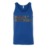 Boldly bookish Unisex Tank-For Reading Addicts