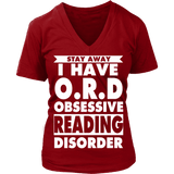 I have O.R.D - Gifts For Reading Addicts