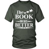 The book was better-For Reading Addicts