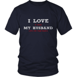 I love my husband - Gifts For Reading Addicts