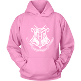 The Hogwarts Crest Hoodie-For Reading Addicts