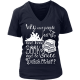 Read books & Be nice - Gifts For Reading Addicts