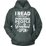 I Read Because-For Reading Addicts