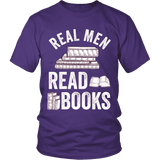 Real men read books-For Reading Addicts