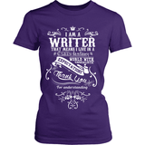 I Am a Writer - Gifts For Reading Addicts