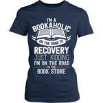 I'm a Bookaholic-For Reading Addicts