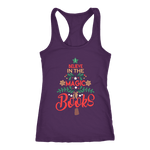 """The magic of books"" Women's Tank Top - Gifts For Reading Addicts"