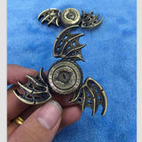 Game of Thrones Dragon Wings Fidget Hand Spinner Toy - Gifts For Reading Addicts