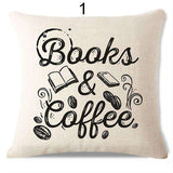 Bookish Quotes Cushion Covers, Color - S133 - Gifts For Reading Addicts