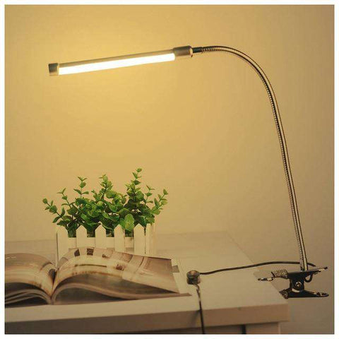 Dimmable LED Clip On Reading Light - Gifts For Reading Addicts