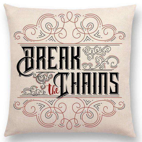 Bookish Quotes Cushion Covers, Color - a022816 - Gifts For Reading Addicts