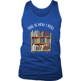 """This is how i roll"" Men's Tank Top"
