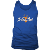 """Je Suis Prest"" Men's Tank Top"