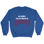 'EleveN' Sweatshirt - Gifts For Reading Addicts