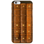 Books Stack Phoen Cases-For Reading Addicts