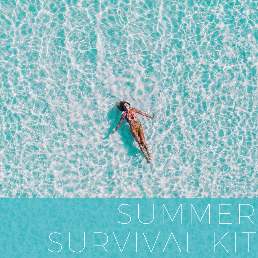 Summer Survival Kit 2018 - Mirza Swim