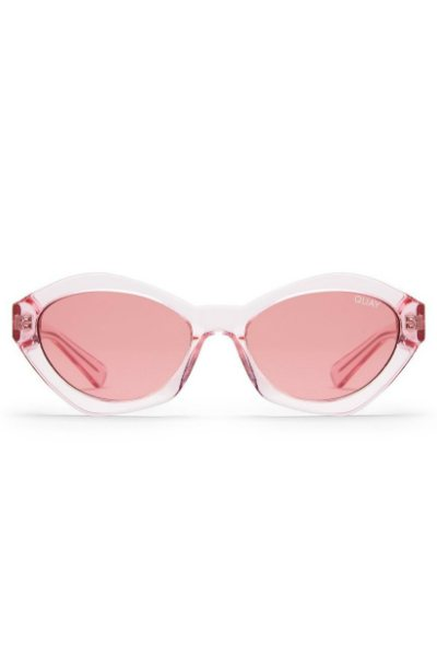 Sunglasses - As If! - Pink W/ Pink Lens