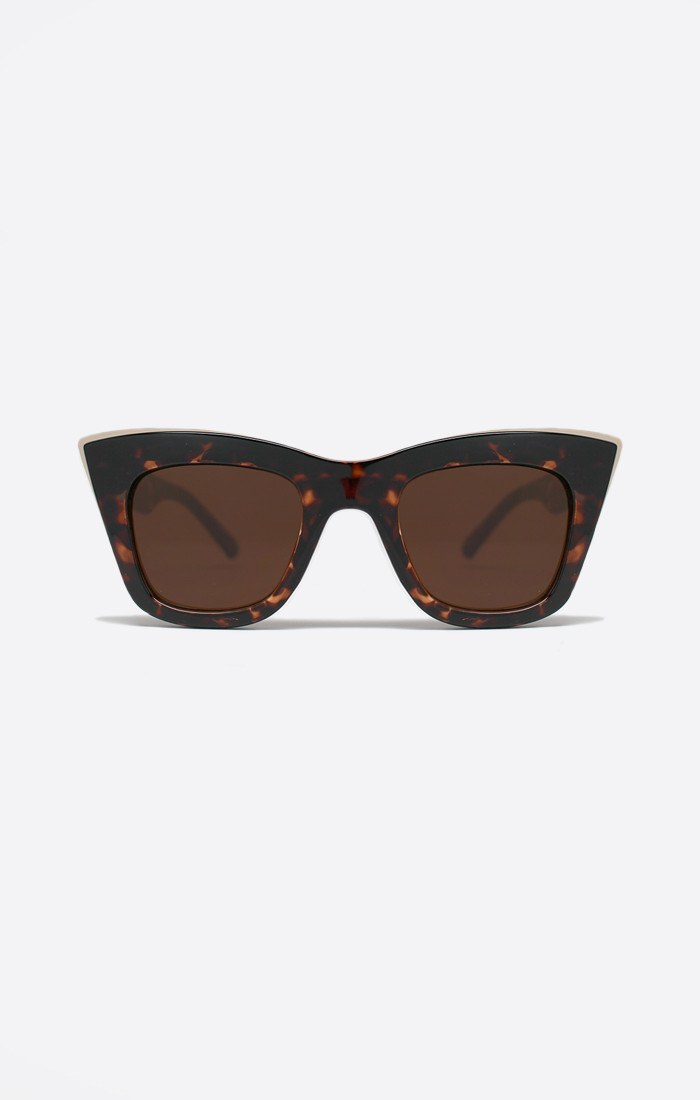 Quay Australia - Love Child - Tortoiseshell w/ Smoke Lens - House of Mirza