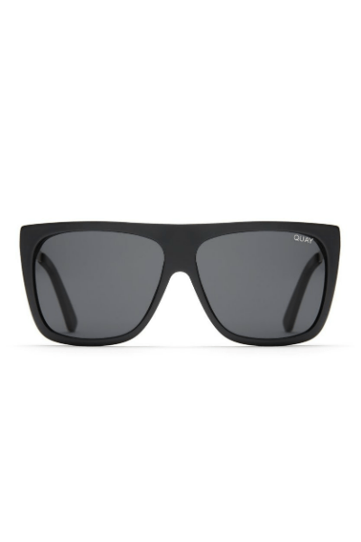 Sunglasses - OTL II - Black W/ Smoke Lens