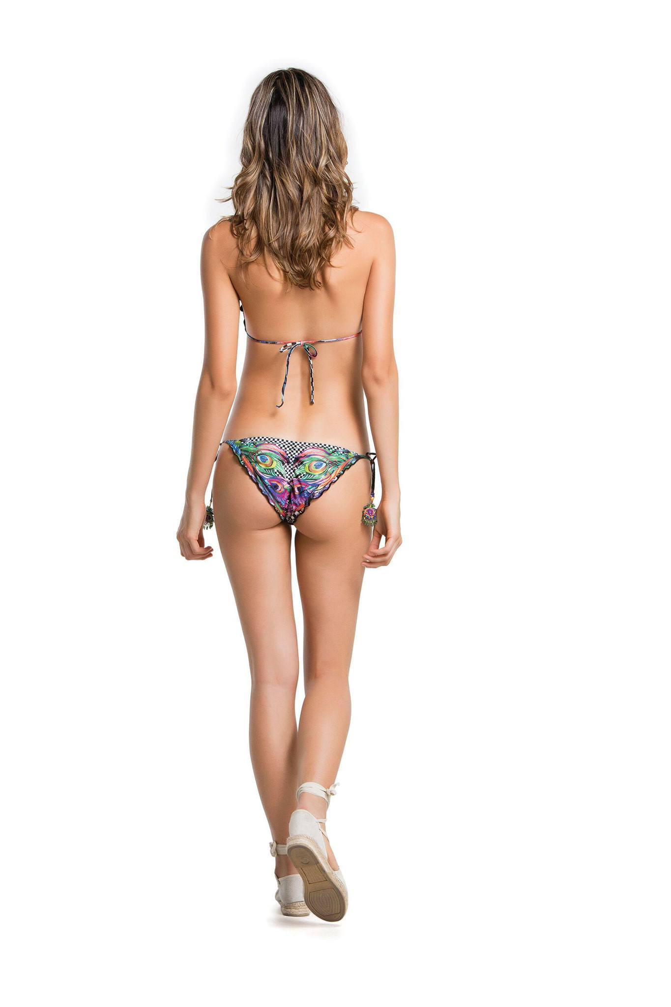 Agua Bendita - Bendito Plumaje V.B. Bikini Bottom - House of Mirza - 1