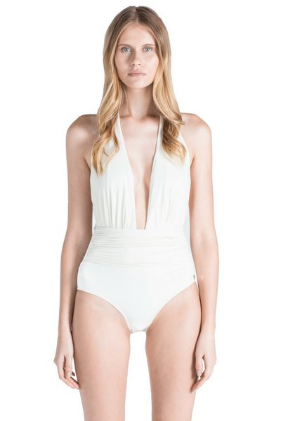 Swimwear - Eva Cream One Piece