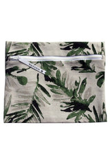 Totes And Bags - Stand Tall - Palm Frond Green Bag