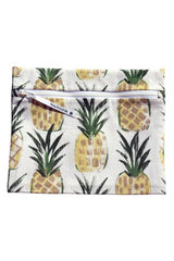 Totes And Bags - Wear A Crown - Pineapple Yellow Bag