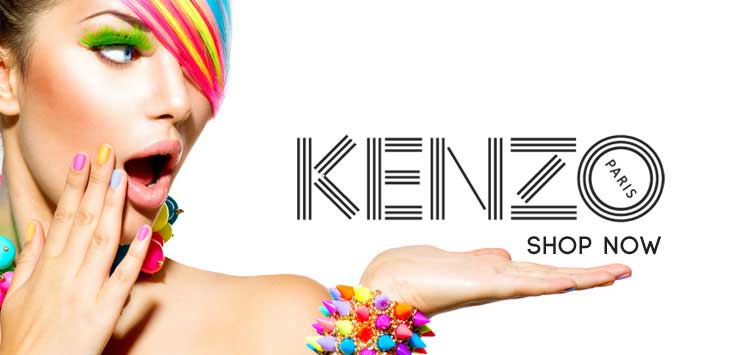 Shop Items from Kenzo Brand