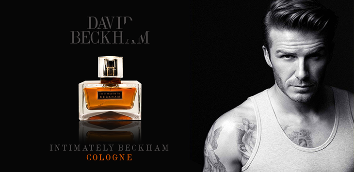 David Beckham Colognes