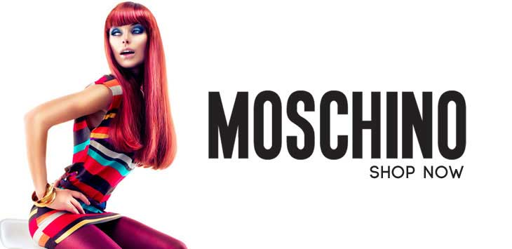 Shop Items from Moschino Brand