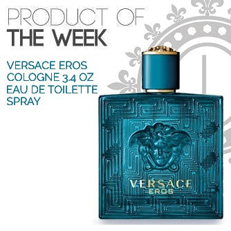 Shop our editor picked item - Versace Eros Cologne