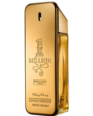 1 Million Absolutely Gold Cologne 3.3 oz Pure Perfume Spray