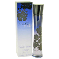 Armani Code Perfume 2.5 oz Eau De Parfum Spray at London-O Fashion