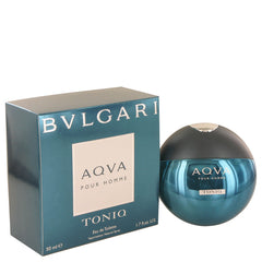 Bvlgari Aqua Marine Toniq Cologne 1.7 oz Eau De Toilette Spray at London-O Fashion